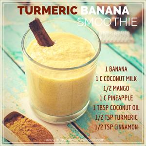 Turmeric-banana-smoothie