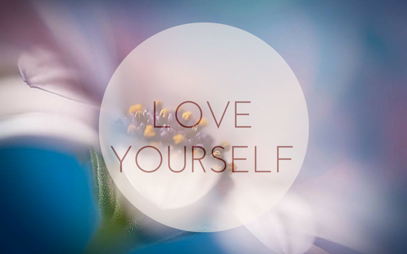 the value of self love