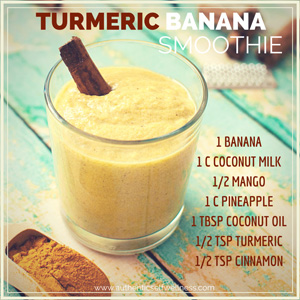 Turmeric-banana-smoothie